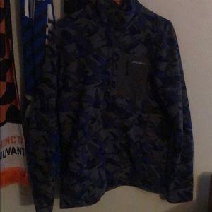 Eddie Bauer Quarter Zip Jacket